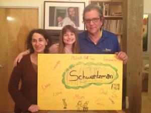 Schwartzman Family Photo